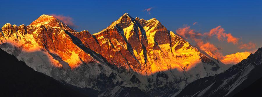 Nepal 9N7TB 9N7TR Everest