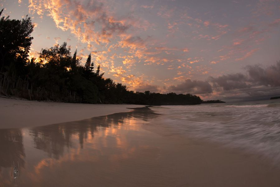 New Caledonia FK/F9IE Tourist attractions spot