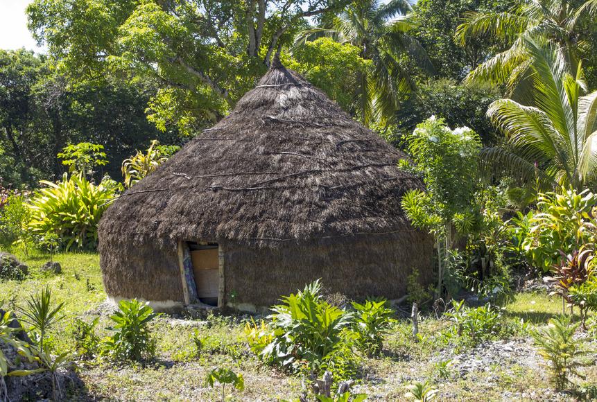 Новая Каледония FK/JA0JHQ Туристические достопримечательности