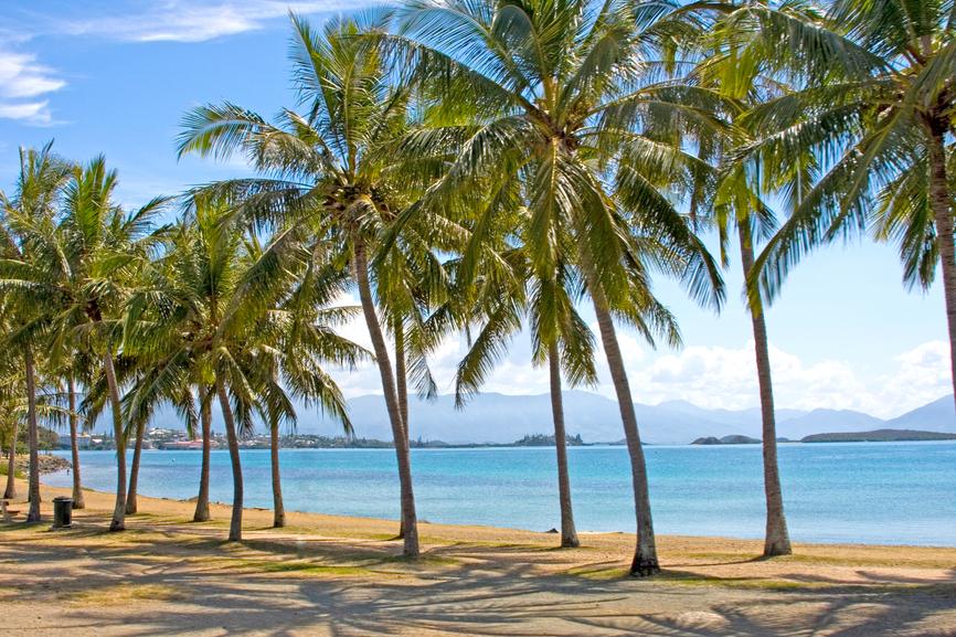 Новая Каледония FK/JA0JHQ