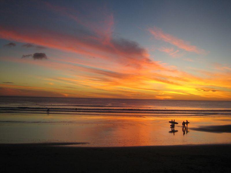 Nicaragua YN5RN YN5PL Playa Maderas.