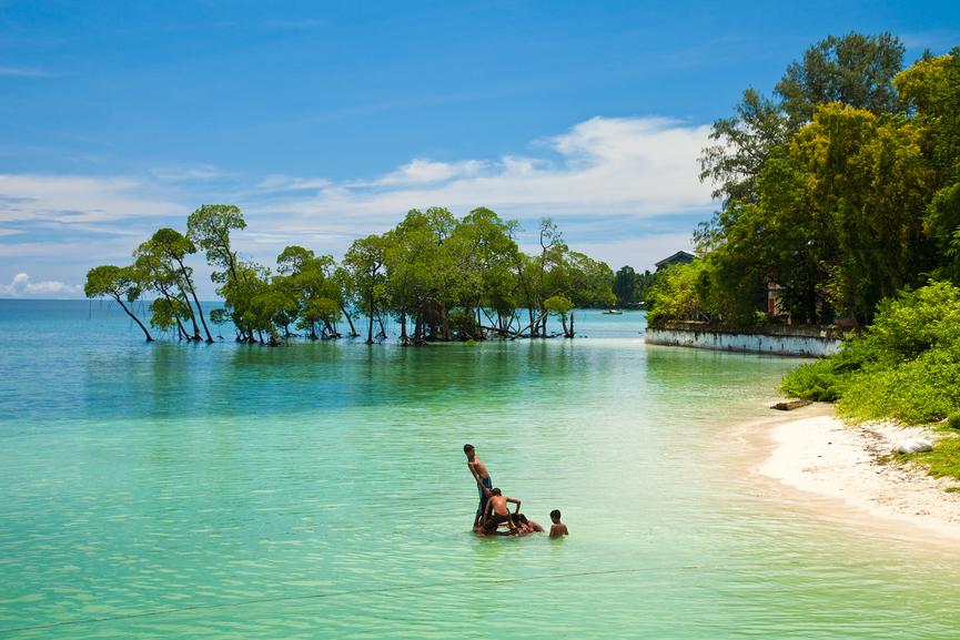 Great Nicobar Island Nicobar Islands VU4CB DX News