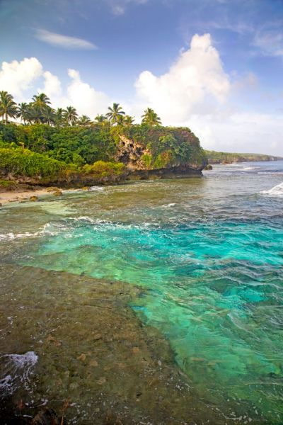 Остров Ниуэ E6AB Туристические достопримечательности
