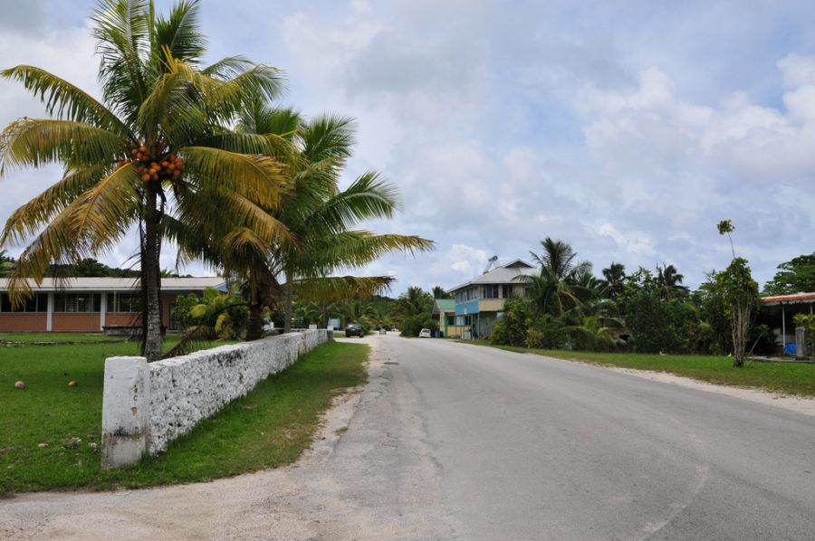 Остров Ниуэ E6NK E6TE E6SS