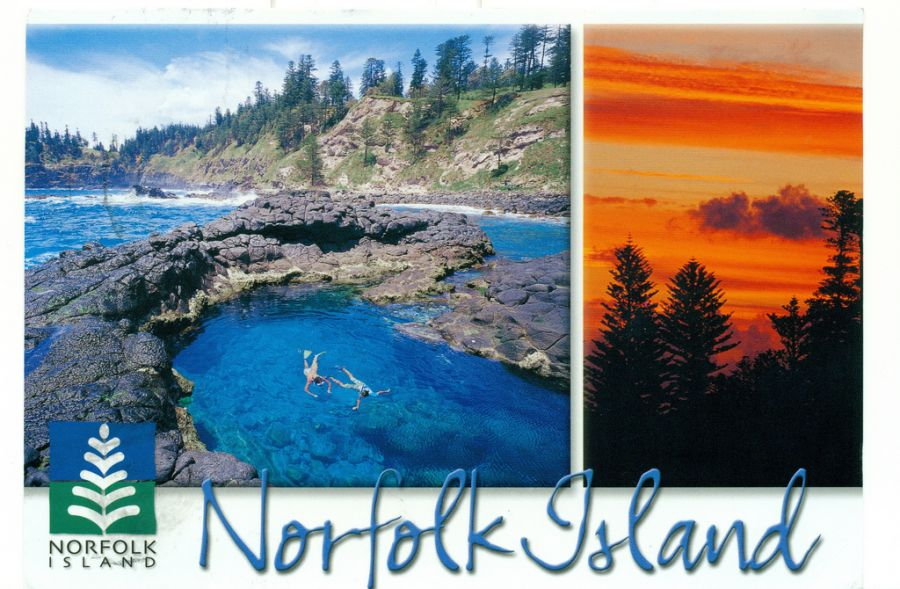 Norfolk Island JA0JHQ/VK9N Tourist attractions