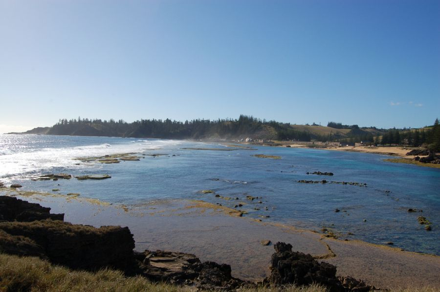 Norfolk Island VK9/G7VJR DX News