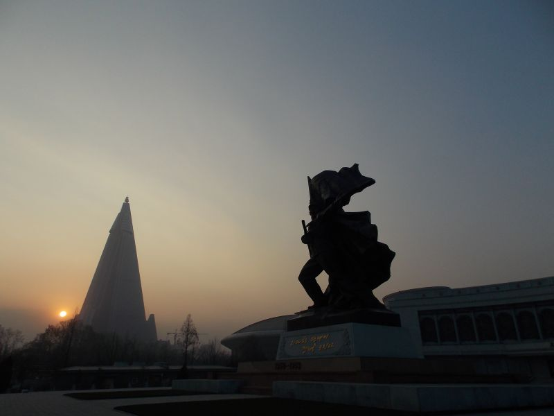 North Korea P5/3Z9DX Photo 1