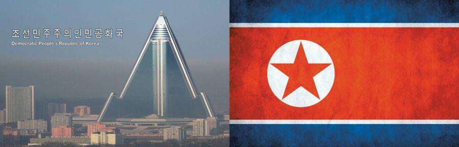 North Korea P5/3Z9DX QSL Card DPRK