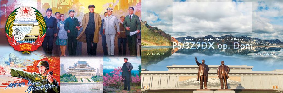 North Korea DPRK P5/3Z9DX QSL