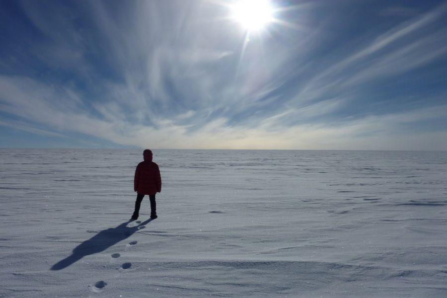 Novolazarevskaya Base Antarctica RI1AND Tourist attractions spot