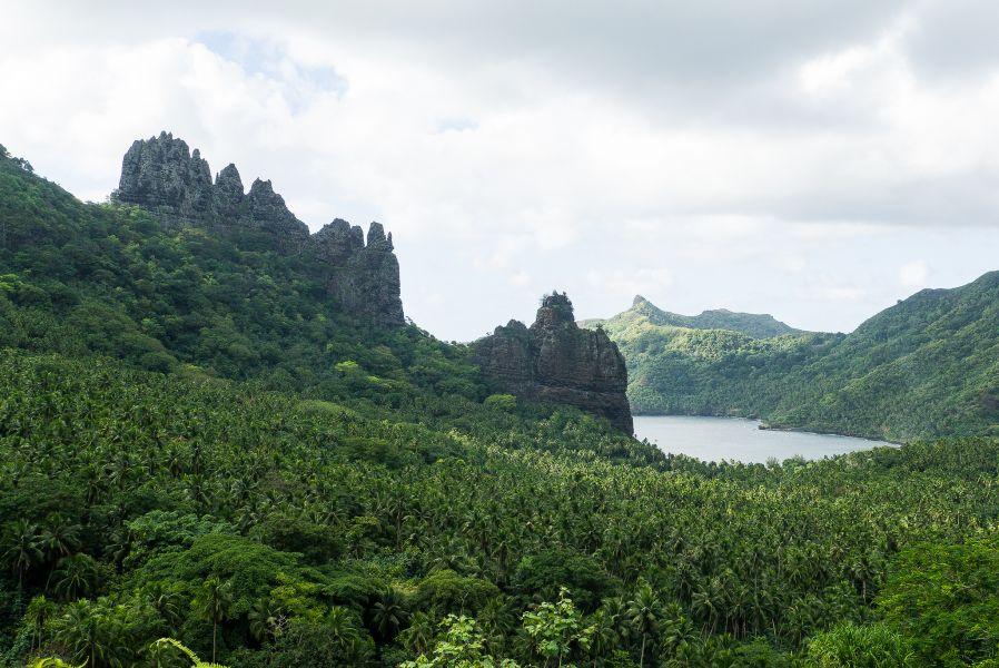 Nuku Hiva Island Marquesas Islands TX7EU DX News
