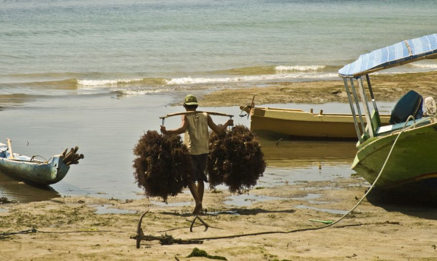Nusa Penida Island YB3CC/9 Tourist attractions spot