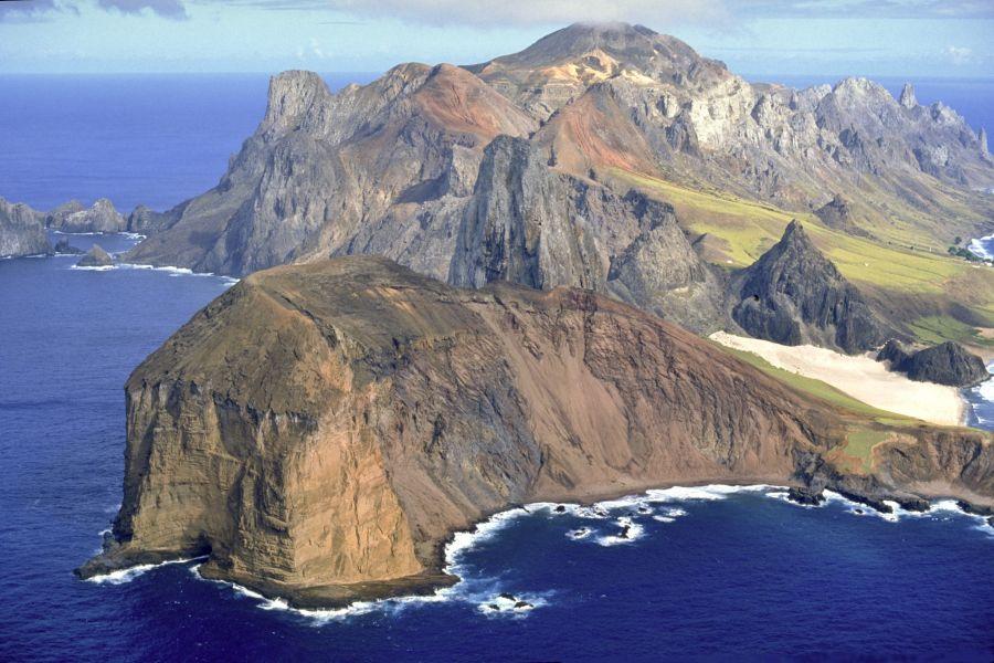 Остров Триндади PQ0T
