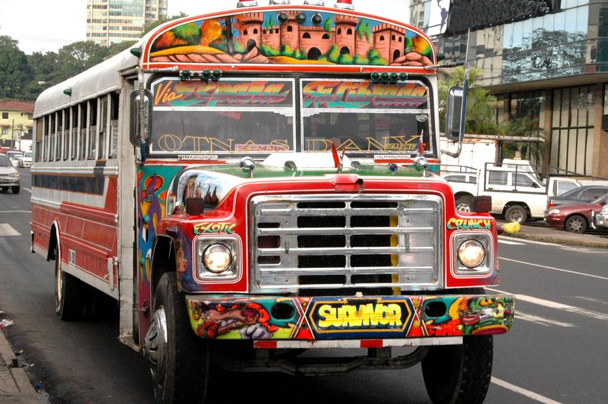 Panama HP3/NL8F Tourist attractions