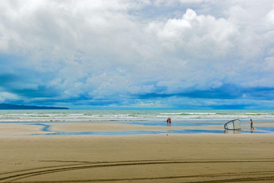 Panama HP3/WJ2O DX News Beach in Santa Catalina