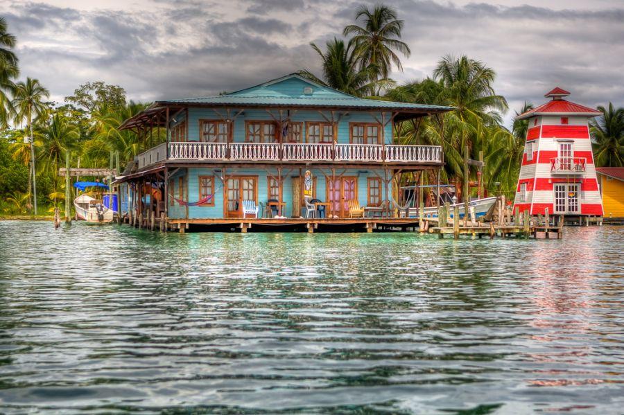 Panama HP3/VY2SS DX News Bocas del Toro.