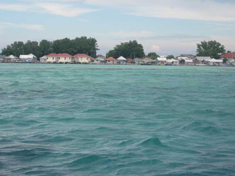 Panggang Island YF1AR/0 DX News