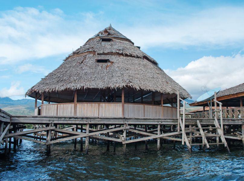 Papua New Guinea P29VIM Tourist attractions
