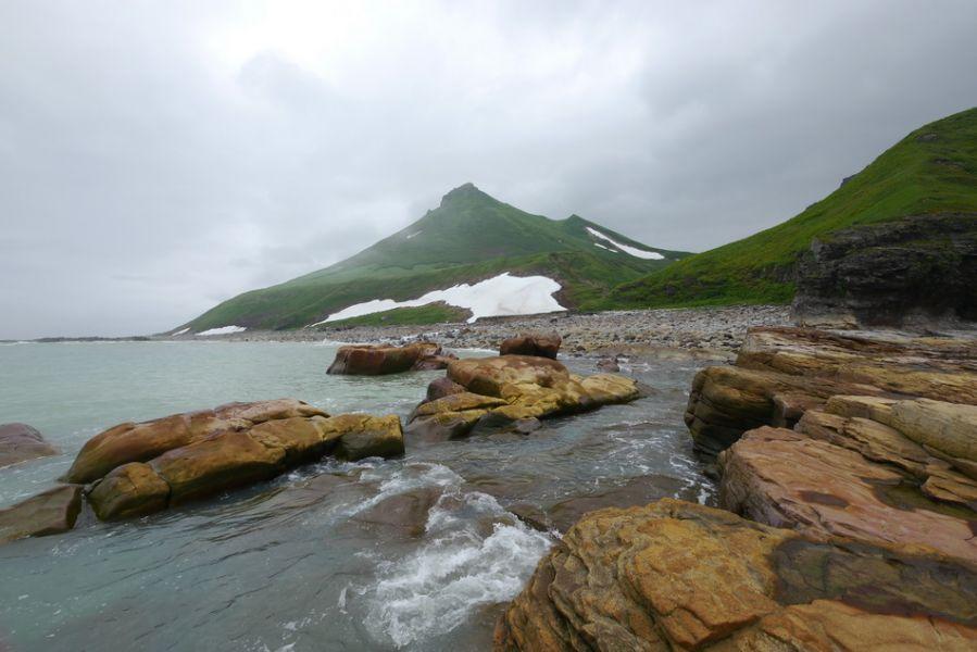 Paramushir Island Kuril Islands RA1ALA/0 Tourist attractions spot