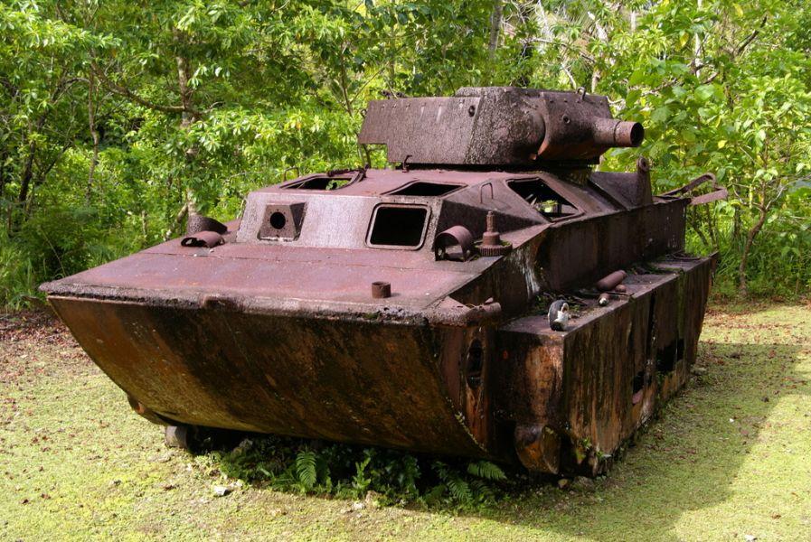 Peleliu Island T88SA DX News