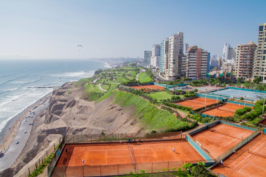 Перу IK2SGL/OA8