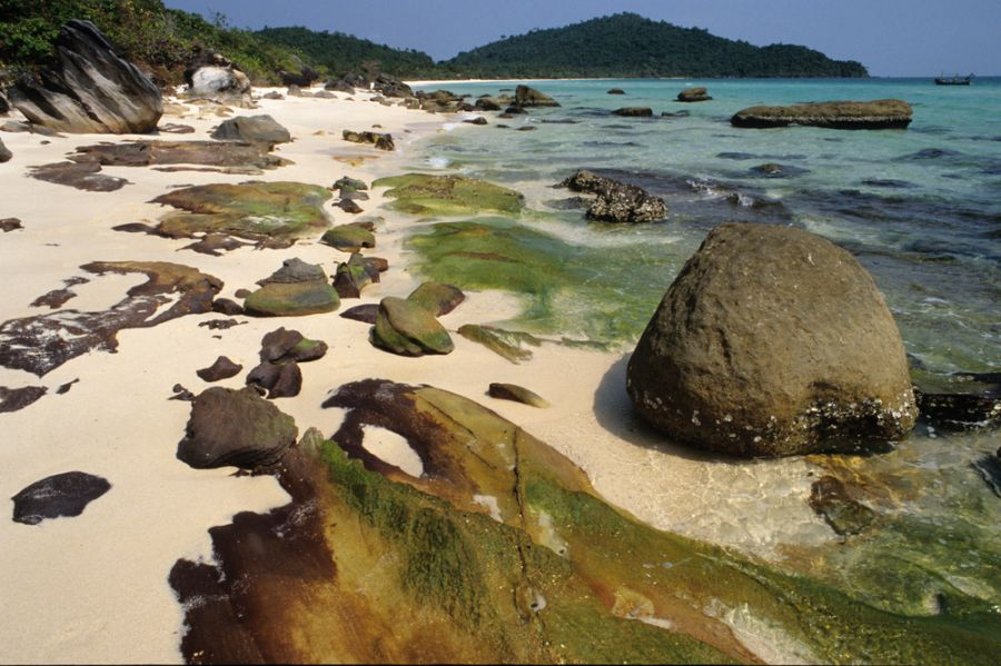 Phu Quoc Island 3W4VE 3W4VX DX News Sao Beach - Phu Quoc Island Vietnam
