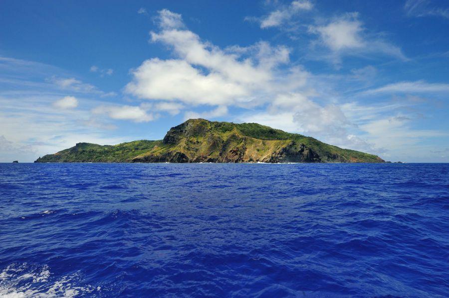 Остров Питкэрн VP6AH