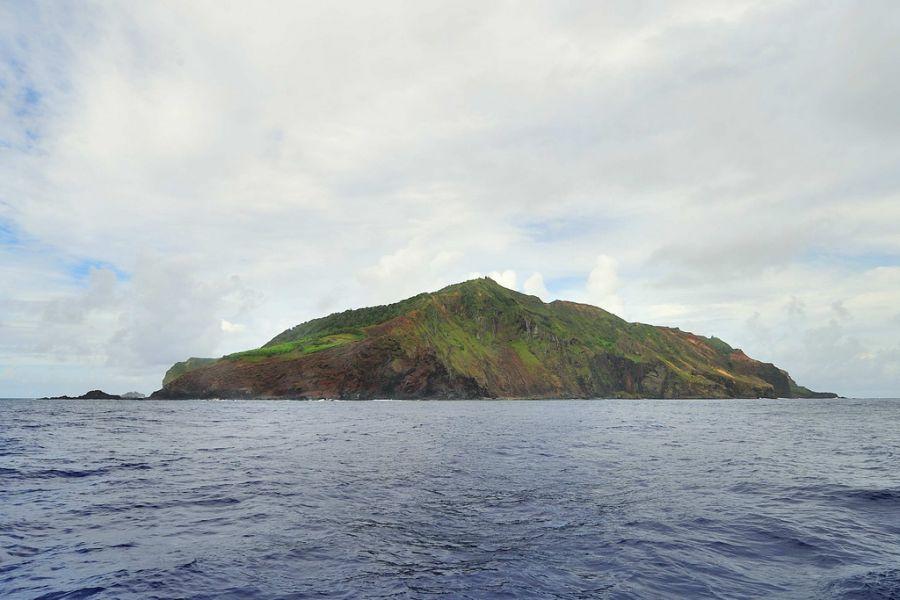 Остров Питкэрн VP6J