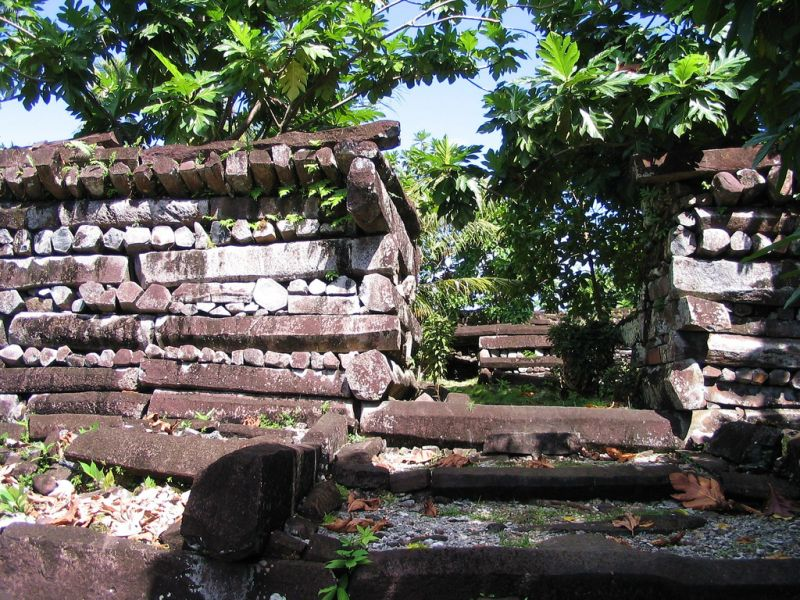 Pohnpei Islands V63FG DX News Nan Madol