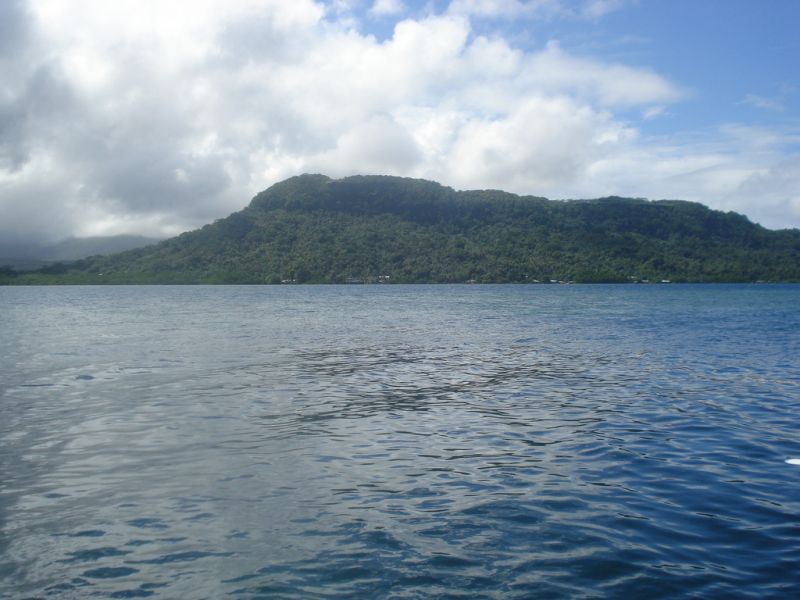 Остров Понпеи V63GG