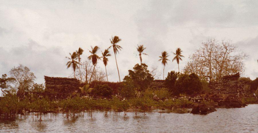 Остров Понпеи V63KI Туристические достопримечательности