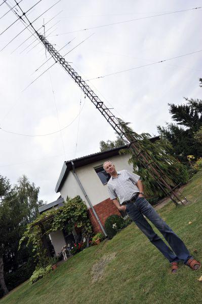 Poland SP5EWY HF Antennas