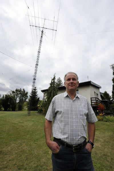 Poland SP5EWY Antennas