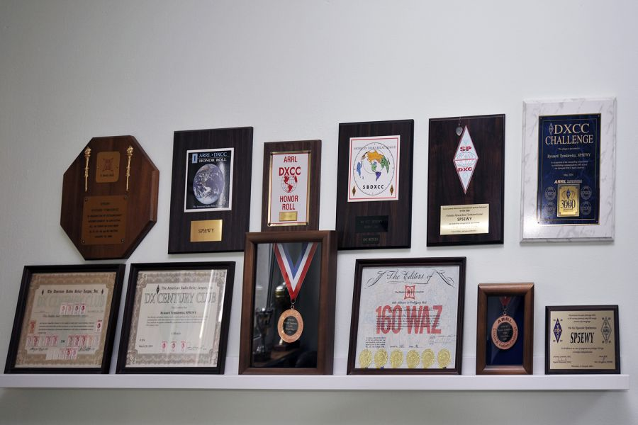 Poland SP5EWY Trophies