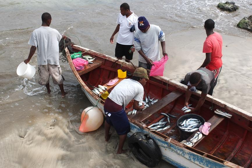 Прая Остров Сантьягу D44EE Кабо Верде Острова Зеленого Мыса Туристические достопримечательности