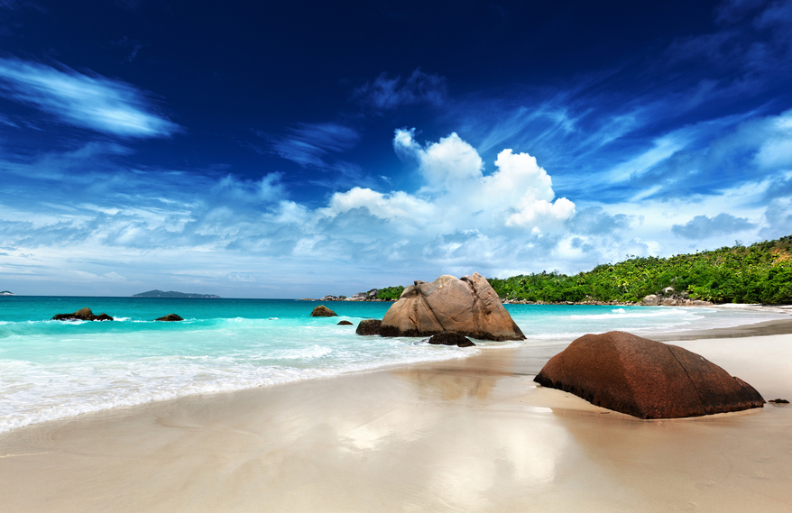 Praslin Island S79RPS DX News Seychelles