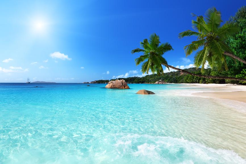 Остров Праслин Сейшельские острова S79AC