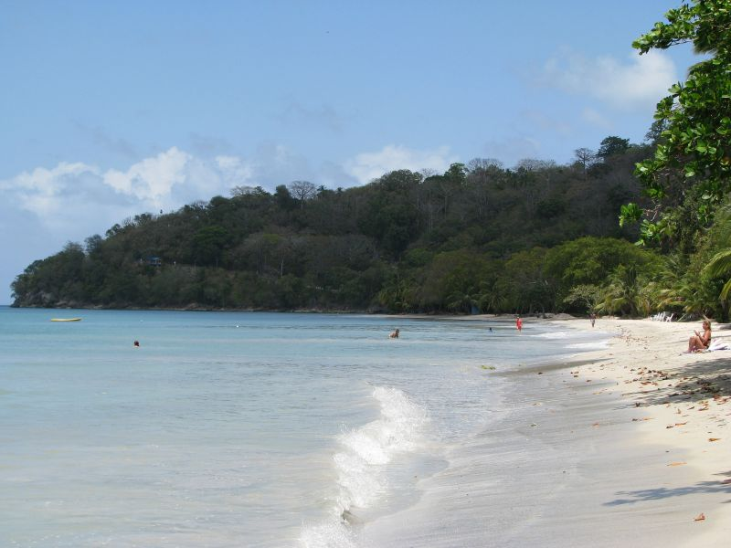 Providencia Island 5J0JC Tourist attractions spot