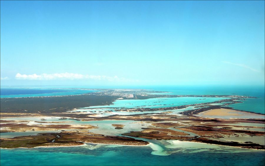 Providenciales Island Turks and Caicos VP5VJG