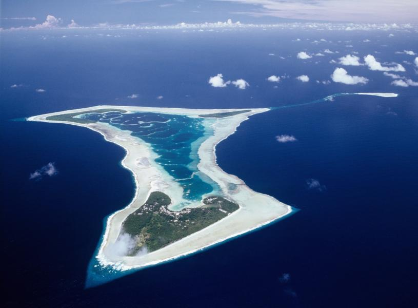 Pukapuka Atoll Cook Islands E51LYC
