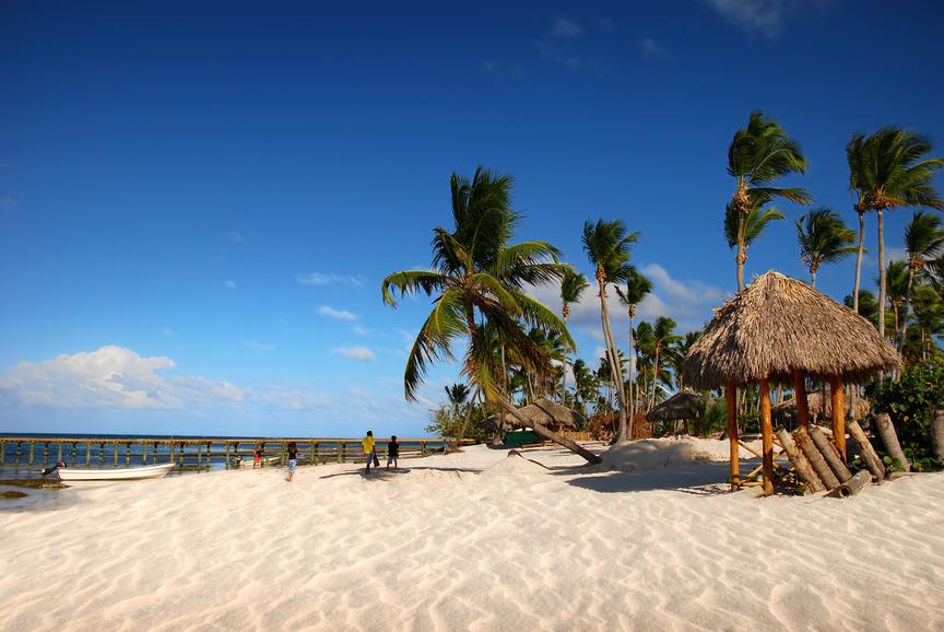 Пунта Кана Доминиканская Республика HI7/RW3RN