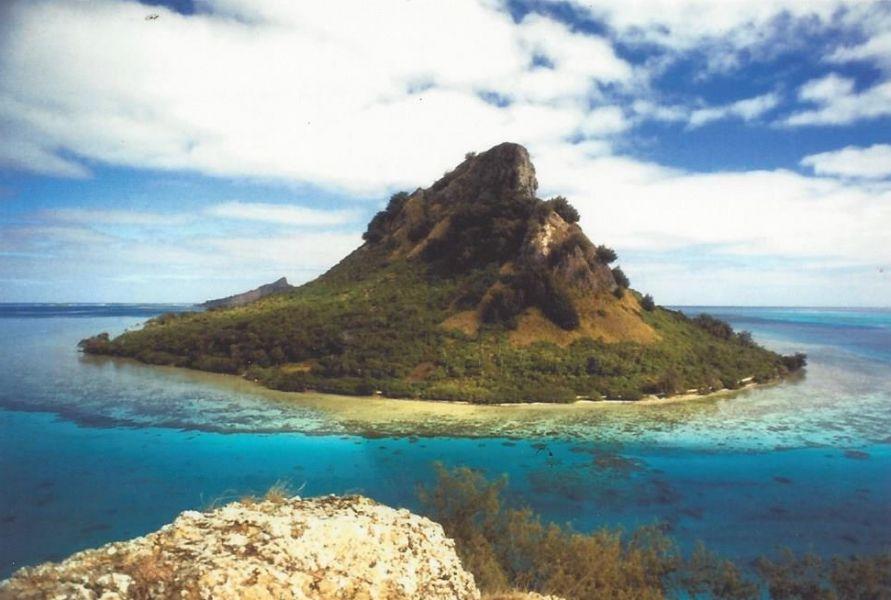 Остров Раиваваэ TX5W