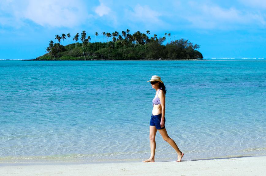 Остров Раротонга E51AGY Туристические достопримечательности