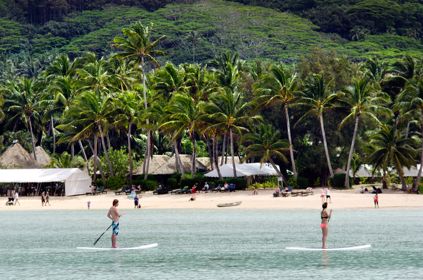 Rarotonga Island E51RAT Tourist Attractions Cook Islands