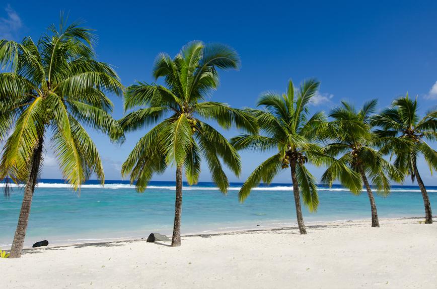 Rarotonga Island E51RAT Cook Islands