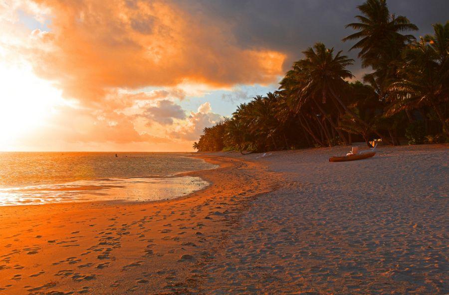 Rarotonga Island E51HDJ E51XIW