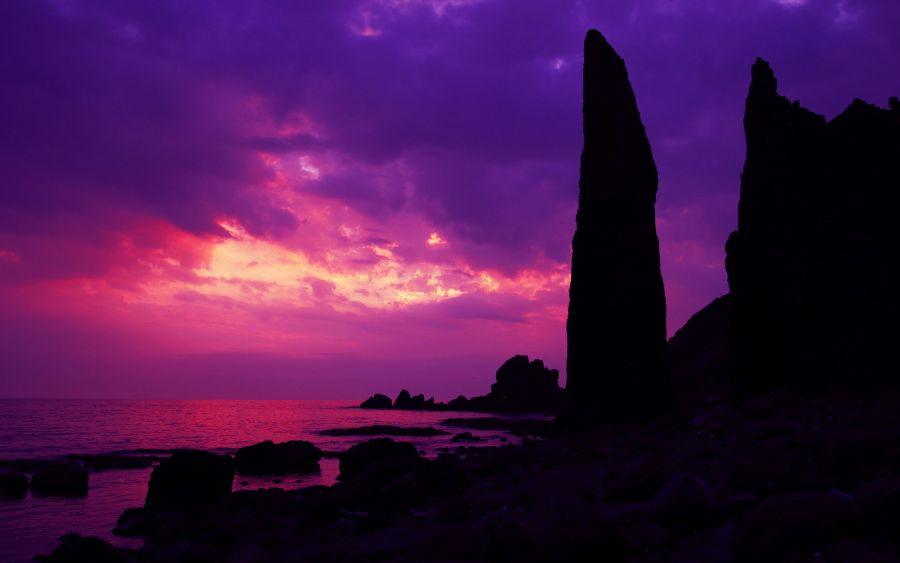 Остров Ребун JA8COE/8 Туристические достопримечательности
