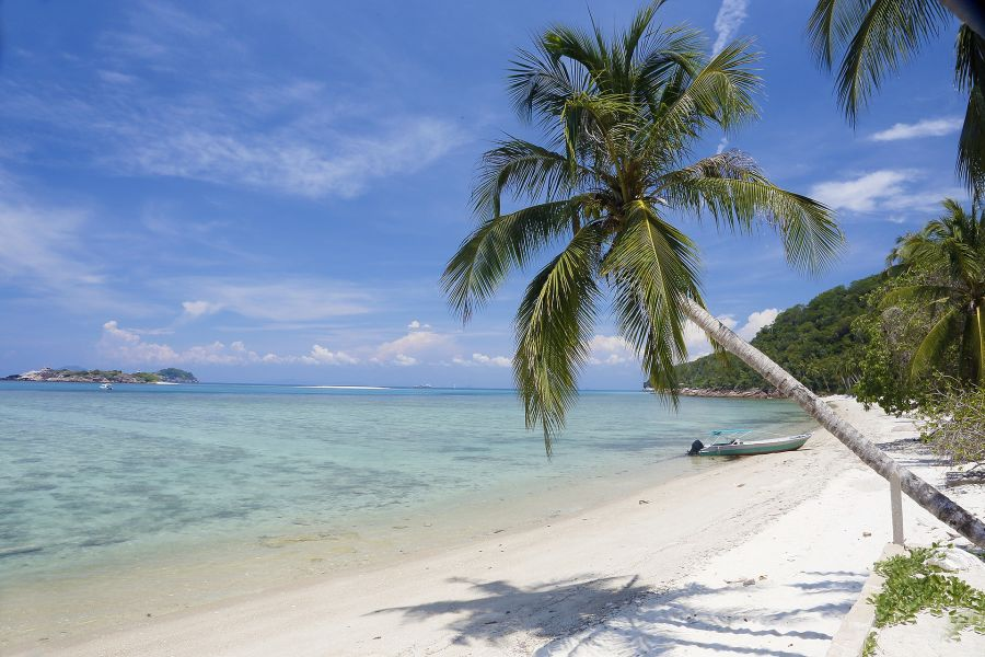 Redang Island 9M2/R6AF/P Tourist attractions