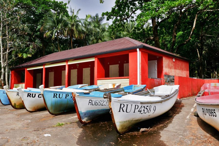 Reunion Island FR/F4HAU DX News