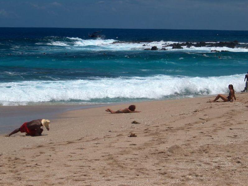 Остров Реюньон FR/DL1RPL FR/DL3RKS Пляж